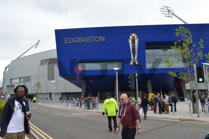 The Edgbaston cricket ground will take centre stage on Saturday as India and Pakistan face each other in the ICC Champions Trophy. Despite India having reached the semis and Pakistan knocked out, this 'dead rubber' will not lack any intensity.