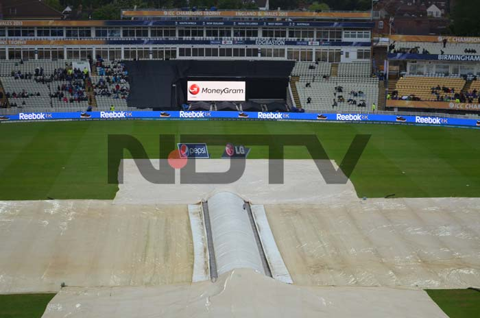 Moving back to Edgbaston, the threat of rain looms large over the India-Pakistan clash. The match could end up being a damp squib.