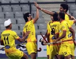Photo : Hockey World League: India hold Germany in thrilling tie