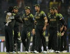 World Twenty20: Pakistan beat Australia in high-scoring thriller