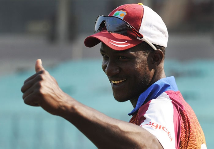 West Indies skipper will be hoping to collect an outfit which threw away its advantage after the first innings in the first Test. (AFP Photo)