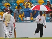 2nd Test: West Indies vs India, Day 2