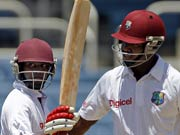 1st Test: West Indies vs India (Day 2)