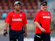 Photo : Windies tour: Team India practices ahead of T20