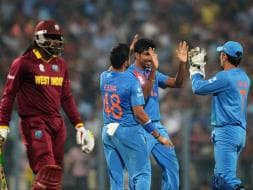 Photo : World T20: India Warm up With Win Over West Indies