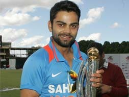 India sweep Zimbabwe series 5-0