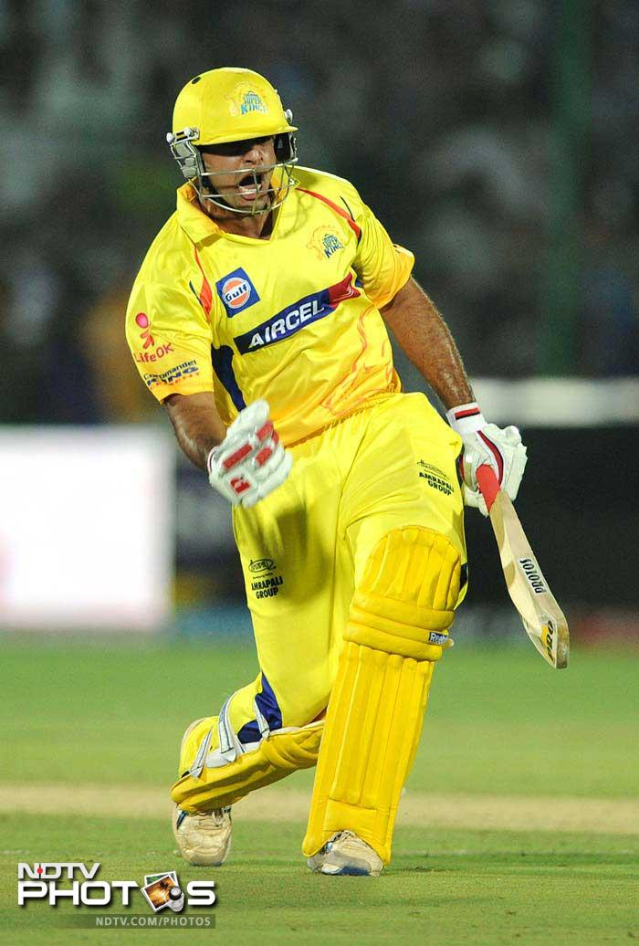 <b>Anirudh Srikkanth:</b> The other Chennai player who will not be part of the side is this 25 year-old.<br><br> He has some useful knocks to his name and while he may not have been an integral part of the playing XI, his bat has managed to damage the ball on several occasions. Champions League T20 2012 though will not be one such occasion. <br><br> He suffered a fracture during a fall in a domestic match and will be out for six weeks.