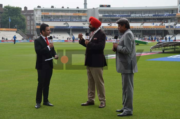 A tale of experts - World Cup winning captain Kapil Dev and the charismatic Navjot Singh Sidhu share their expert views, opinions and predictions for India's clash against West Indies.