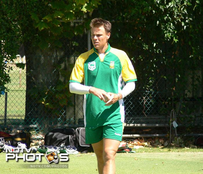 Johan Botha was one of Delhi's three signings as he was auctioned for $450,000.
