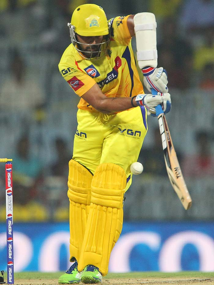Delhi Daredevils paid INR 5 crores - up from a base price of INR 2 crores - for Murali Vijay.
