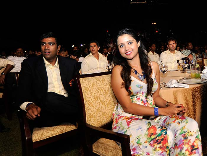 Family plays a crucial support in the success of international cricketers. Little wonder then that some of the most well-known players are accompanied by their wives and girlfriends in the seventh edition of the Indian Premier League. <br><br>Here is a look... (BCCI image)