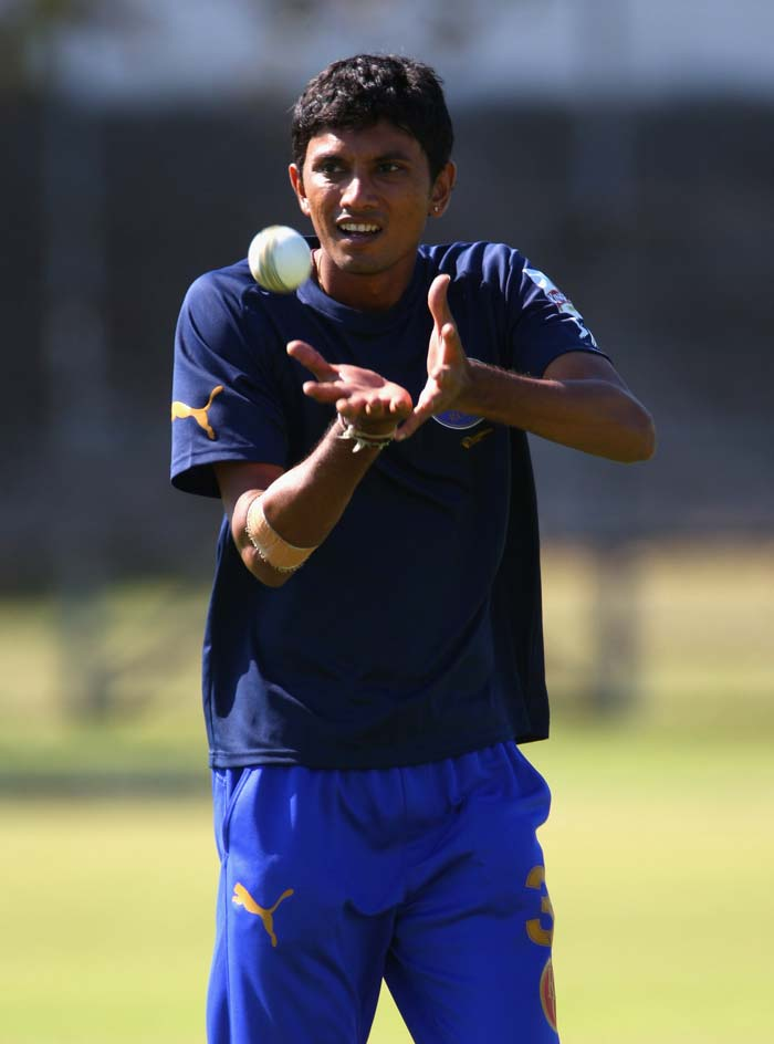 Siddharth Trivedi: Has proven his temperament for T20 in earlier editions of IPL as well but his haul of 3 key wickets for the Rajasthan Royals against the Deccan Chargers, augers well again for his side. The fast-bowler from Gujarat has 233 wickets from 65 first class matches as well.