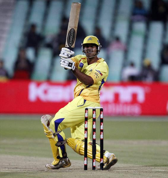 Srikkanth Anirudha: Son of national selector Kris Srikkanth, this opening bat for Chennai Super Kings hit a 55-ball 64 against Kolkata Knight Riders. That the 24-year-old already has seven 50s and a ton in first class cricket is just another detail.