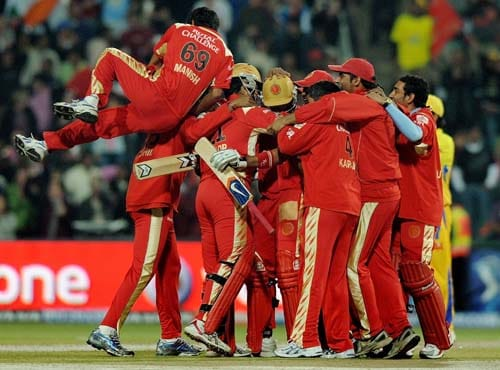 2nd Semi-Final: RCB vs CSK
