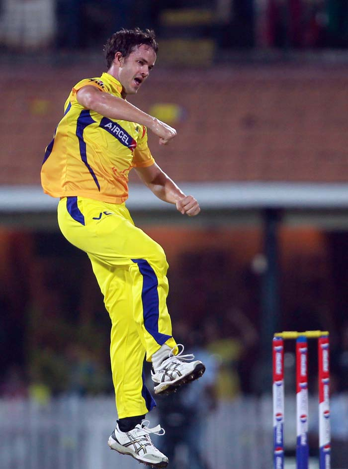 Chennai won by 33 runs to continue their domination of the season as Delhi's woes continued. (BCCI Image)