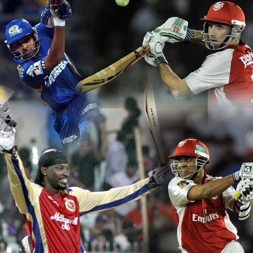 Ten teams, 51 days, 74 matches and around 150 players. It is definitely not an easy task to remember all match-winning knocks in the fourth and longer Indian Premier League. So, here we are with some of the best innings which proved to be the difference between the competing teams.