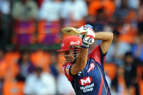 """With two back-to-back losses under the belt, the Delhi Daredevils needed a win desperately against Kochi in the 36th IPL match. On a tricky Kochi wicket, batsmen from both the teams struggled to score. Delhi captain Virender Sehwag was the only exception. Electing to bat, Sehwag scored 80 off 47 balls to take his side to a total of 157 while wickets kept tumbling from the other end.<br><br>On the track with uneven bounce, Kochi were all out for 119 runs.<br><br>Sehwag later slammed the pitch saying, """"People are coming to watch fours and sixes and not to see 120 runs. If you give a track for bowlers and batsmen, I'm sure you'll end up making 170 and 180 runs in 20 overs and everybody will enjoy the game."""""""