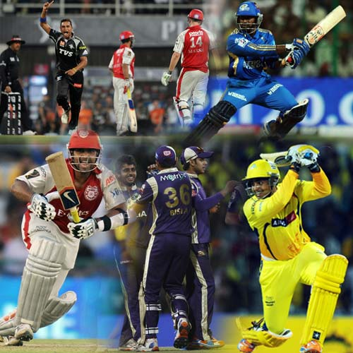 The Indian Premier League has been an exciting testing ground for new talent and several front-ranking players were first seen showing their mettle in one or the other season of the tournament. IPL 4 is no different.<br><br>The most exciting thing, in fact in the one week of T20 cricket so far has been the discovery of new talent. Here is a look at the ones who started the tournament as unknowns and are already shining.<br><br>As the tournament progresses, we'll keep bringing you the players who get their moment in the sun with some great cricket.