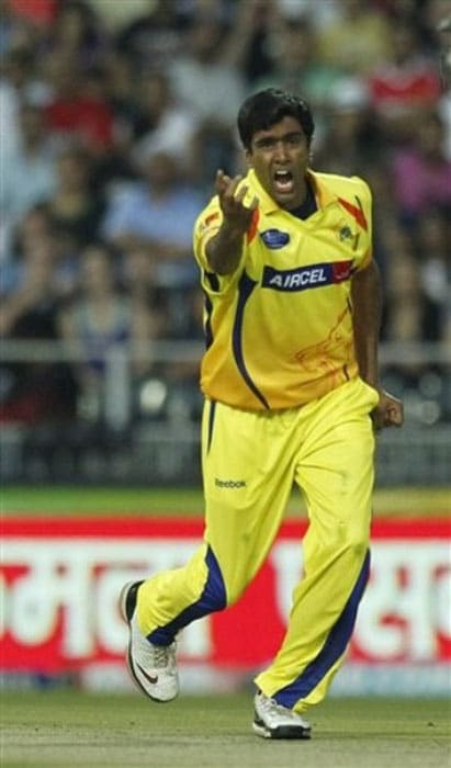 <b>R Ashwin</b><br><br> Rose to new heights during the ODI series against New Zealand where he performed with distinction. The youngster has managed to hold his own for the Chennai Super Kings even in the presence of Muttiah Muralitharan. Will be on the wishlist of many teams.