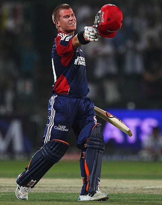 <b>David Warner</b><br><br> The southpaw's ability to tear apart any attack will attract many buyers. His outfield catching is another asset in this form of the game. Delhi Daredevils might look to get him on board again.