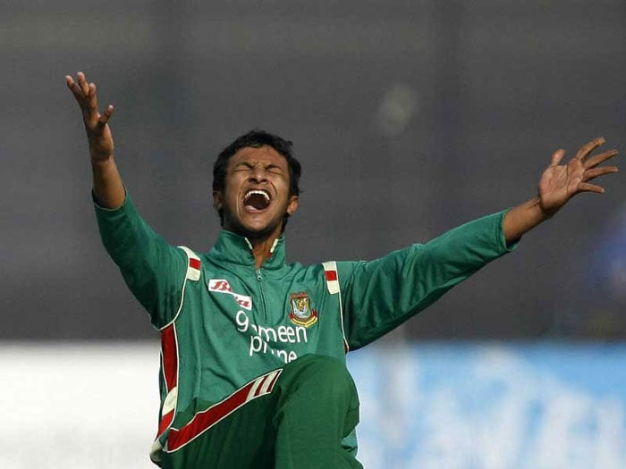 <b>Shakib Al Hasan</b><br><br> This man has topped the charts amongst all-rounders in the ICC list for sometime with his more than useful batting and bowling skills.<br><br> One of the lone bright spots in a hapless Bangladesh unit, Shakib will be a good buy for any team.