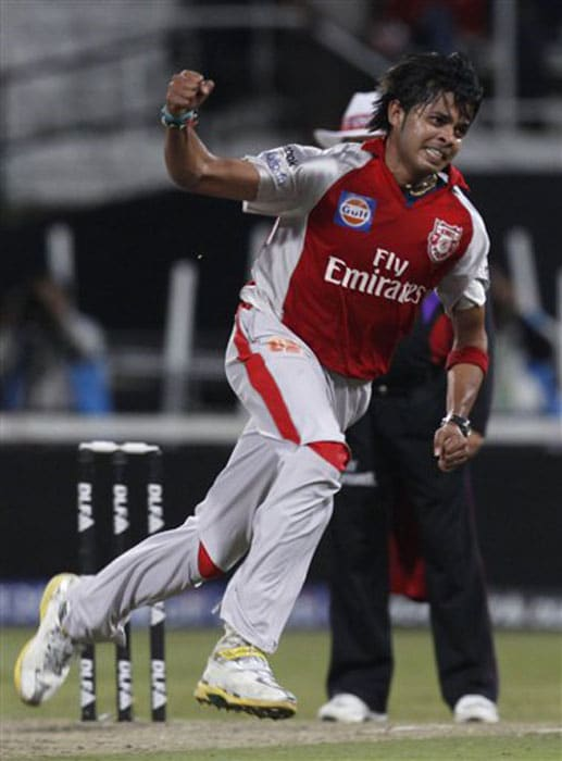 <b>Sreesanth</b><br><br> The mercurial pacer is back in the mix in the Indian side and has looked potent with his bowling in South Africa.<br><br> He too would like to move on from the ugly 'slapgate' and showcase his talents.