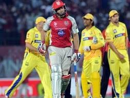 IPL 5: Punjab jolt Chennai's playoffs hopes