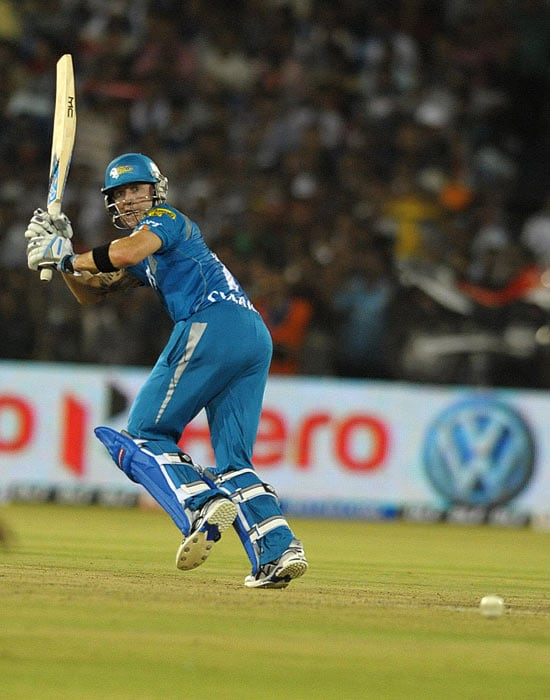 Chronic back injury has ruled out Michael Clarke from this season of IPL.