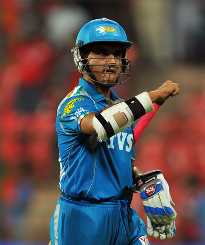 Sourav Ganguly who said will be 41 by the time IPL 6 ends has retired from all forms of game including cash rich IPL