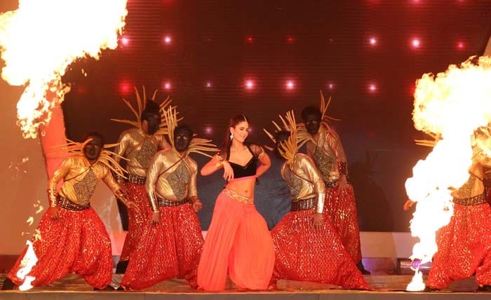 Katrina is considered by many as one of the top actors in Bollywood currently.(BCCI Image)
