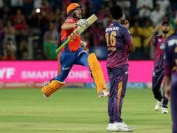 IPL: Gujarat Lions Seal Thrilling Three-Wicket Win Over Rising Pune Supergiants