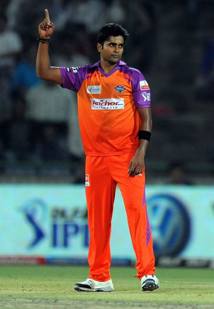 Vinay Kumar: He is considered good by many but most agree that he is not exceptional. What was exceptional though was that he rose from a base price of $1,00,000 to being bought by Bangalore for $10,00,000.