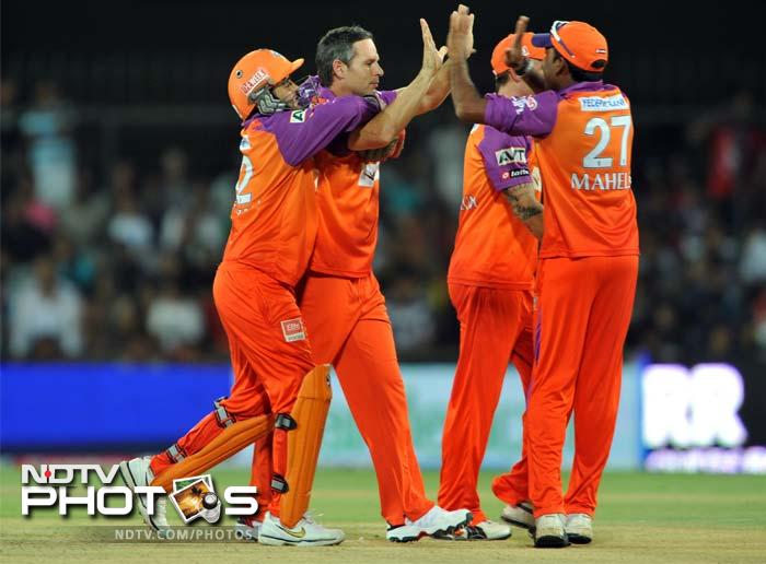 <b>Termination of Kochi team:</b> Kochi Tuskers Kerala team had a tumultuous start and a tormented end in the IPL. After a controversial entry into the cash-rich T20 league, that also saw cabinet minister Shashi Tharoor vacate his post, the Kochi team failed to sustain. Its contract was terminated in September by the BCCI for breaching its terms of agreement. The trigger for the decision was the franchise's inability to furnish a new bank guarantee for 2011.