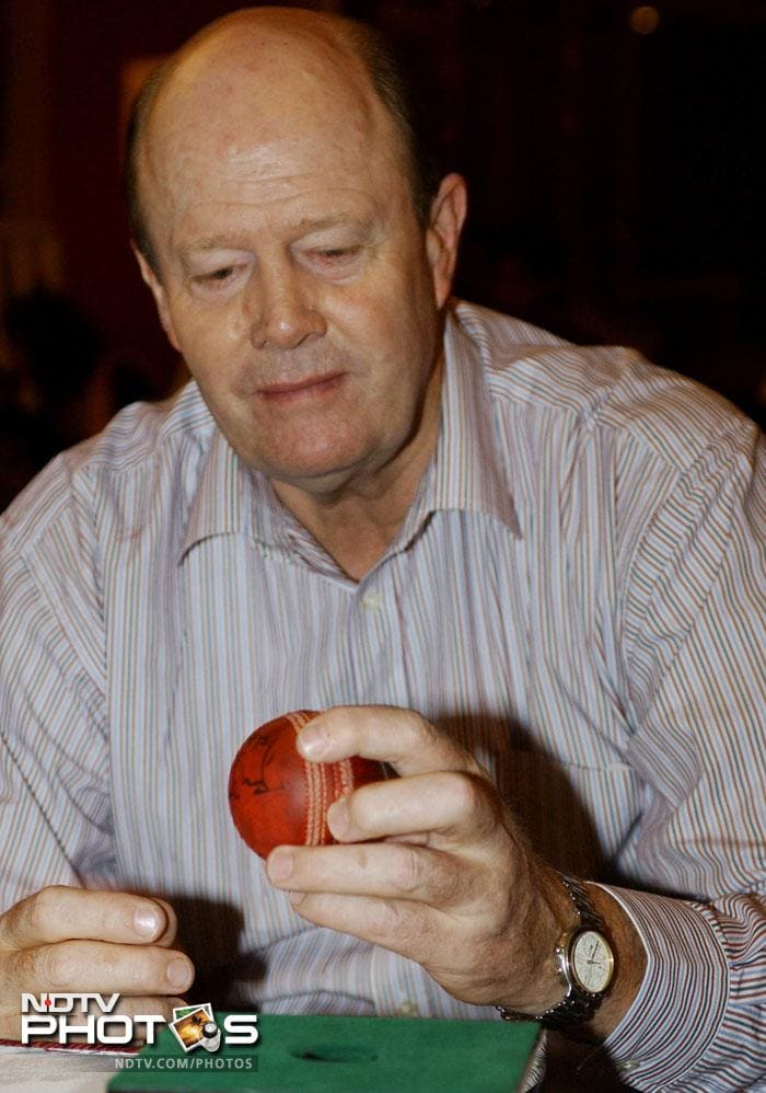 """""""To give the Indian Premier League an open window, and reduce by two months the time available for cricketers to play around the world, in the current environment is just ridiculous,"""" Tony Greig had remarked. <br> <br> """"It is laughable that (Chris) Gayle and (Kieron) Pollard are playing in the IPL when the West Indies are playing Pakistan — that is just ridiculous."""" <br> <br> He has since softened his stance a bit and also reportedly asked the BCCI to start an Asian league of sorts."""