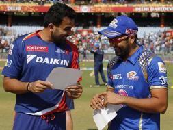 IPL: Rohit Sharma's Fifty in vain as Delhi Daredevils Defeat Mumbai Indians