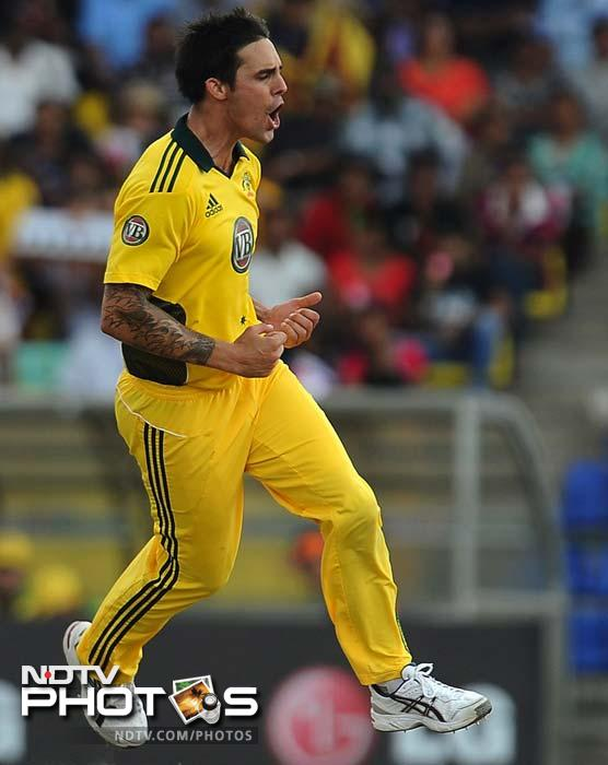 <b>Mitchell Johnson:</b> Australia's pace spearhead not too long ago, Mitchell Johnson has fallen out of favour due to poor form. Now Johnson, who opted out of IPL in the past to focus on playing for Australia, hopes to use the same tournament to make a comeback into the national side. Mumbai bought Johnson for $3,00,000, a decent buy considering he can also bat.