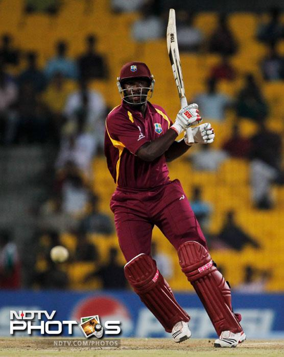 <b>Andre Russell:</b> A fast bowling all-rounder, Andre Russell was bought for $450,000 by the Delhi Daredevils who already have plenty of pacers in their team. However, it is his more than handy batting down the lower order that gives him the edge over his fast bowling team-mates.