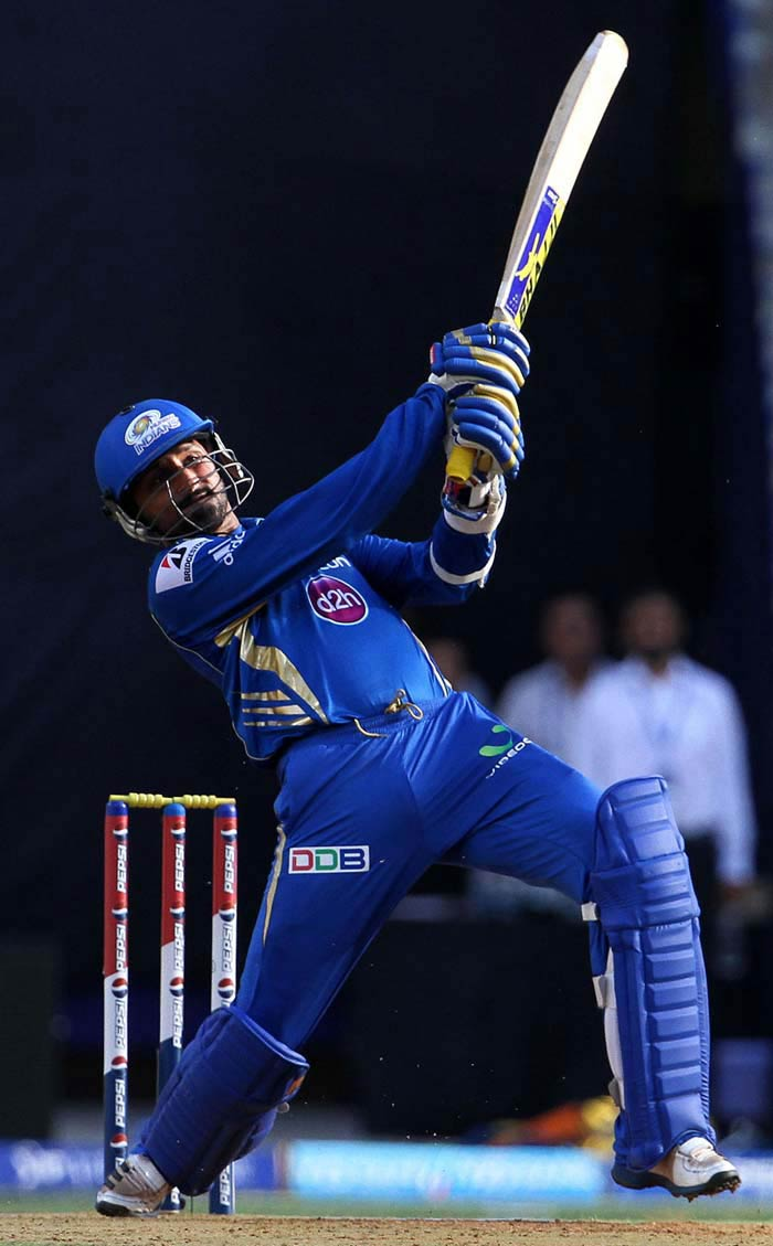 He may not be the force of old but Harbhajan Singh has livened up IPL 6 with his humour and dance moves. His off-spin can be tricky to handle at the Eden Gardens and is handy with the bat as well.