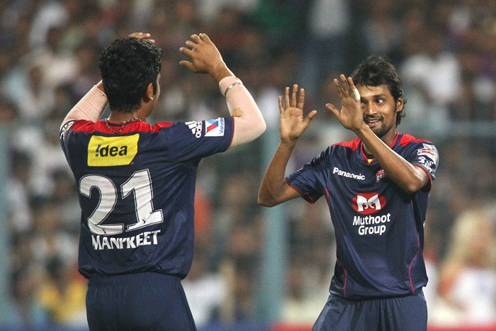 Shahbaz Nadeem took the crucial wicket of Kallis who got caught at deep midwicket. (BCCI image)