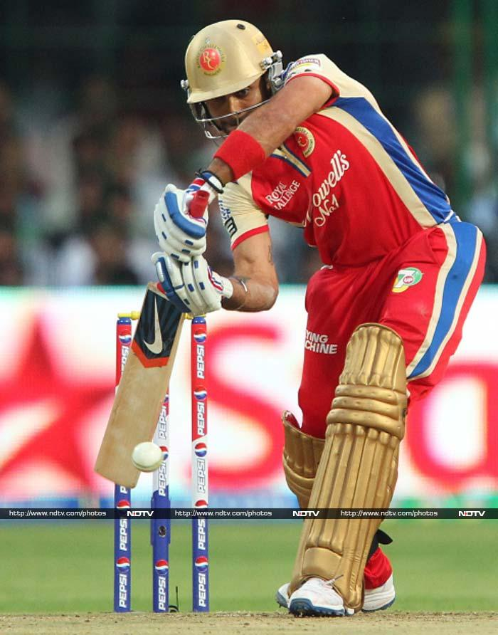 The in-form Indian batsman Virat Kohli has slowly grown into a vital cog for Royal Challengers Bangalore. He has scored 2273 in 93 matches.