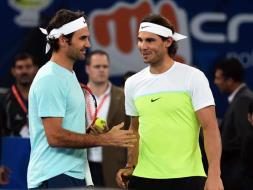 IPTL: Rafael Nadal Pips Roger Federer as Indian Aces Ease Past UAE Royals