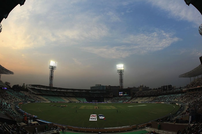 A general view of Eden Gardens during the 2011 ICC World Cup Group B match between Ireland and South Africa. (Getty Images)