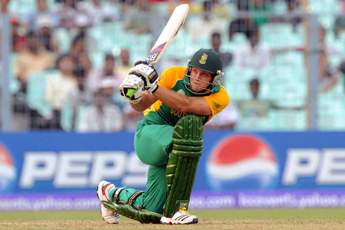 Colin Ingram of South Africa in action during the 2011 ICC World Cup Group B match between Ireland and South Africa. (Getty Images)