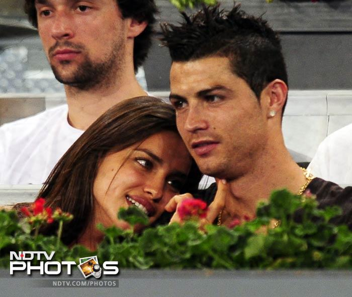 The Portugese player has been dating the Russian model since 2010. Although he has dated English models Alice Goodwin and Gemma Atkinson, the chemistry with Irina is on an absolutely different level.<br><br> Ronaldo has a son but it has not hindered his relationship.