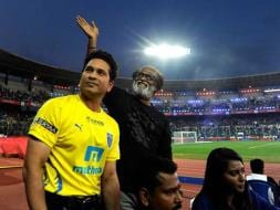 Sachin Tendulkar, Bachchans Give Glamourous Start to ISL