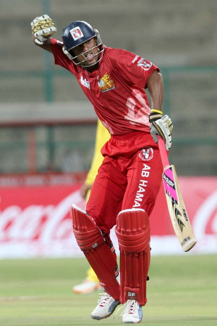 Cricket - Scorecard | NDTVSports.com
