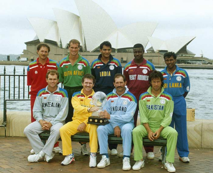 The advent of colour however, did not take away that image from cricket. In fact, a sense of identification became apparent in a series that had many other firsts as well including white ball and matches under floodlights.