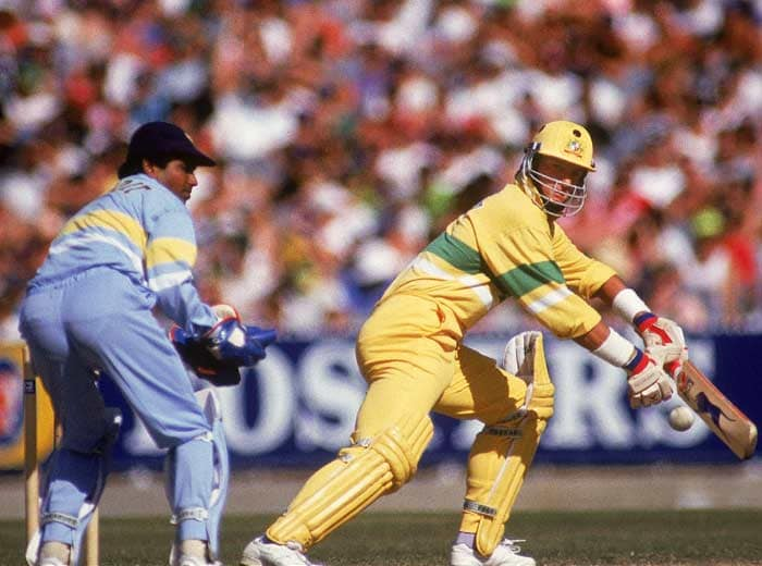 Blue was India's first tryst with colour in cricketing world. Not suprising then that the current lot is called men in blue although the shades, texture, style, logo and of course the sponsors, have changed drastically. The same holds true for most other teams.