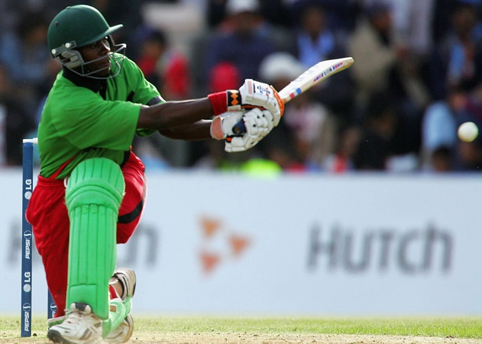 <b>MORRIS OUMA</b><br><br> <b>Age: </b>28.<br><b>Role: </b>Right-hand batsman, Right-arm off-break<br> <b>Stats: </b>ODIs 67, Runs 1,269, Highest 61, Average 21.15, Strike-Rate 59.43, Centuries 0, Fifties 6, Catches 44<br><br> An opening batsman and second wicketkeeper, he relinquished the captaincy last October to concentrate on being a batsman.(Photo: Getty Images)