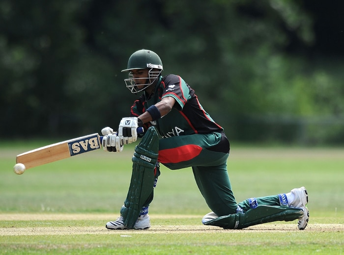 <b>RAKEP PATEL</b><br><br> <b>Age: </b>23.<br><b>Role: </b>Right-hand batsman, Right-arm off-break<br> <b>Stats: </b>ODIs 23, Runs 320, Highest 92, Average 16.84, Strike-Rate 59.36, Centuries 0, Fifties 1, Catches 8<br><br> He can play three roles for the side. Apart from being an opening batsman, he can bowl well at off-spin and he is occasionally used as a wicketkeeper. As a batsman he has proved his resilience against strong opposition.(Photo: Getty Images)